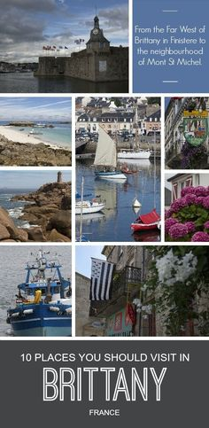 Things to do in Brittany, #france