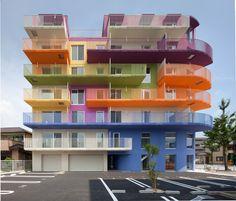 Edifício em Okazaki / Henri Gueydan