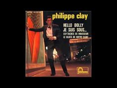 """PHILIPPE CLAY """"Je Suis Sous"""" 1963"""