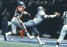 Butch Johnson's incredible catch for a touchdown in Super Bowl XII Cowboys Vs, Cowboys Football, Football Team, Denver Broncos Memes, Dallas Cowboys Images, Cowboy Images, How Bout Them Cowboys, Football Conference, National Football League