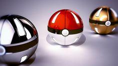 Pokemon GO 3D Pokéball // Free 3D Model (FBX, 3DS, C4D) Download ...