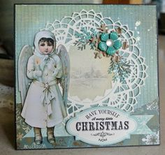 A Merry Little Christmas by Laurene - Cards and Paper Crafts at Splitcoaststampers