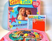 Girl Talk! Remember the 'zit stickers' you had to put on your face!