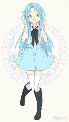 COMM   Sayuri by ocono.deviantart.com on @DeviantArt