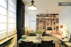 讓人隨時想看書的巴黎公寓 - DECOmyplace