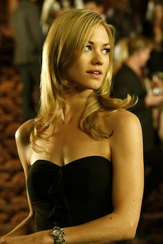 Yvonne Strahovski - I've really only seen her in Chuck, but I liked her (and that show was hilarious!)