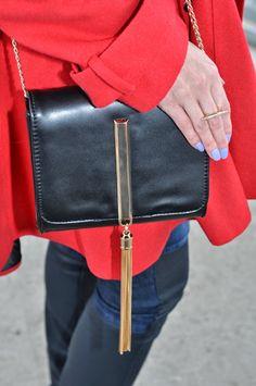 Kiki Simone Fashion - Fashion blog by Kiki Simone Williamson: clothing: ROCKING RED