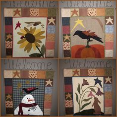 primitive_banners (Lisa Bongean)