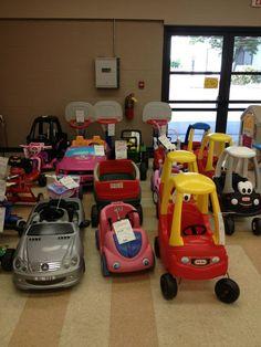 2013 Fall KID MANIA Hall 4 - Ride On Toys & Outdoor.  www.KidManiaSale.com