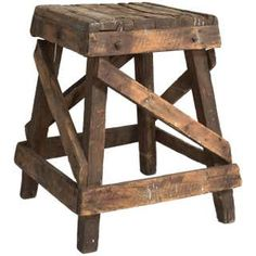 For Sale on - Primitive sculptor stand, England, circa Primitive stand with generous height, slate top and stretcher supports. Primitive Furniture, Woodworking Furniture, Diy Woodworking, Unique Furniture, Rustic Furniture, Table Furniture, Furniture Online, Furniture Ideas, Industrial Console Tables