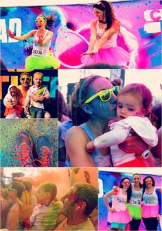 Color Me RAD Tips http://www.thefitswitch.org/2014/04/color-rad-tips/  FUN and FUNNY blog!  Great ideas!
