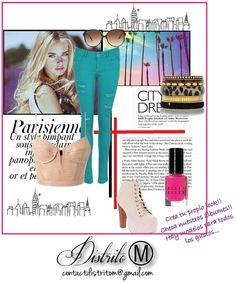 ¿Qué opinas de nuestra propuesta? Super coqueta y fashion con DistritoM!