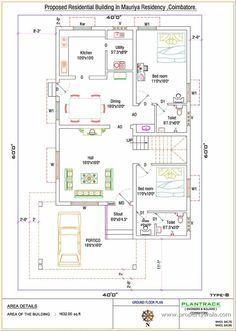 House Ideas New Floor Plans 46 Ideas Denah Rumah Arsitektur Arsitektur Rumah