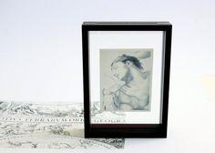 Linda Tinfena's Michelangelo's inspired Print in floating frame