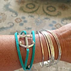 Homemade Chemical Free Mosquito Repelling Bracelet