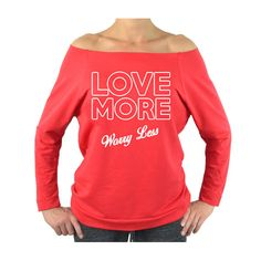 Womens Valentines Shirt. Valentineu0027s Day. Light Weight 3/4 Sleeve Running  Sweatshirt.