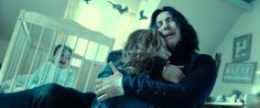 Snape's Last Words