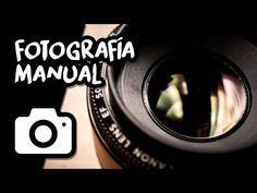 Fotografía Manual - Velocidad, Apertura de Diafragma e ISO - YouTube