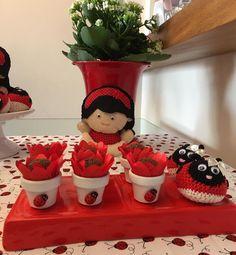 Mesversário da Joaninha por Mimos and Party – Blog Inspire sua Festa