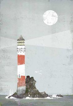 Light house #redwhiteandblue