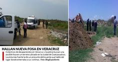 <p>* Colectivos de desaparecidos en Veracruz y la Policía Federal buscan una posible fosa en un terreno ubicado en la ciudad de Coatzacoalcos. La pista