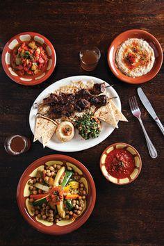 Chinatown's new Moroccan and Lebanese cuisine, Kan Zaman | HONOLULU Magazine