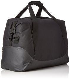 Nike Grip Drum FB Shield Duffel Bag, Men, Sporttasche FB Shield Duffel,  Black, 49.5 x 25.5 x 30.5 cm, 60 L 5c53d09f47