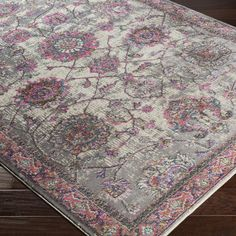 Nice Found It At Joss U0026 Main   Quincy Pink/Gray Area Rug