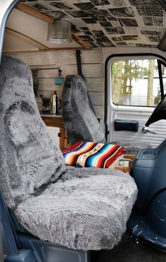 Custom Van Interior