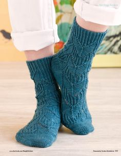 Strickanleitung Passerine Socken Fantastische Socken Strickideen 0416