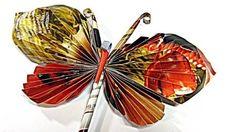 прекрасные бабочки их бумаги. Обсуждение на LiveInternet - Российский Сервис Онлайн-Дневников