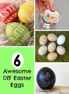 Creative DIY Ideas for Easter Eggs - Craftfoxes