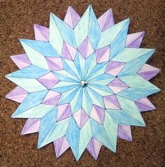 Polígonos estrellados.             Concepto y elementos específicos.    Si una circunferencia se divide en n partes y se unen suces...