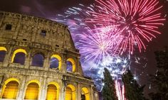 Rome, the city of perception with fantastic history can be a mind blowing destination for 2020 New Year's Eve celebration in Italy New Year's Eve Celebrations, New Year Celebration, Need A Vacation, Rome Italy, New Years Eve, Places Ive Been, Egypt, The Past, Louvre