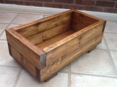 Wooden Planters (from only £10) | Eastleigh, Hampshire | Gumtree