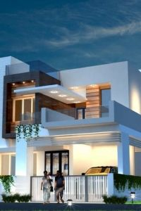 Aashritha - Villa Elevation