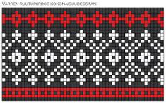 Hyvää toista adventtia! :) Teitä adventtisukkien neulojia onkin ilahduttavan paljon, ja musta onkin ollut ihana seurata teidänkin tekem... Fair Isle Knitting Patterns, Fair Isle Pattern, Knitting Charts, Knitting Stitches, Knitting Socks, Knit Patterns, Stitch Patterns, Tejido Fair Isle, Diy Crafts Knitting