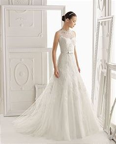 Order an Aire Barcelona Oliv Bridal Gown at The Wedding Shoppe today