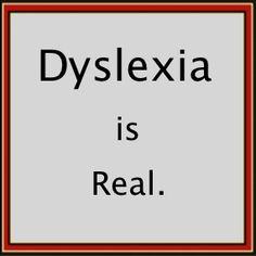 Dyslexia for a Day