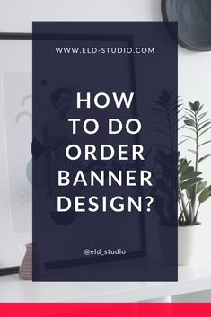 How to do order Banner Design from ELD Studio Instagram Banner, Twitter Banner, Facebook Banner, For Facebook, Instagram Posts, Social Media Banner, Social Media Design, Website Slider, Text Form