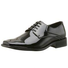 BESTSELLER! Zengara Men`s Z30028 Oxford Tuxedo Shoes $32.00