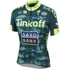 Maillot de camuflaje que llevará Alberto #Contador este año. #original