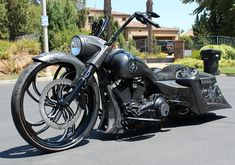 Charcoal Road King