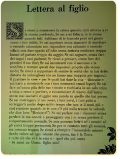 Se (Lettera al figlio, 1910) - Rudyard Kipling - leggoerifletto