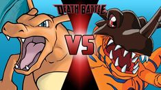 Pokemon VS Digimon   DEATH BATTLE!
