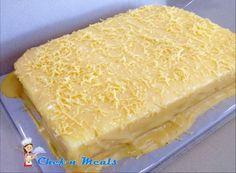 Yema Cake - Chef n Meals | Filipino Food and Recipes a food blog about panlasang pinoy cooked in kaawaling pinoy