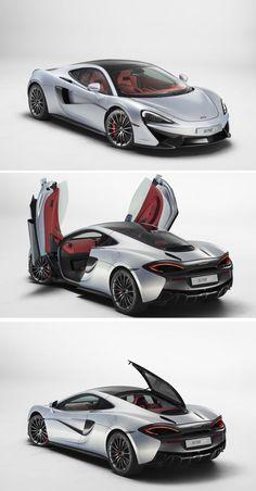 McLaren, like Ferrari or Lamborghini, makes some of the finest and fastest cars in the world