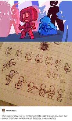 Rainbow Quartz 20 Steven Universe Fusions Steven Universe