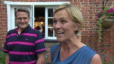 Kate's home village of Bucklebury celebrates birth