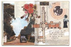 Going Further East, Book no.10, artist journal by Gerard Lange